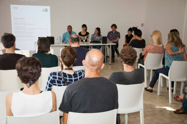 Florencia Incarbone y Sebastian Wiedemann. Presentación Hambre.