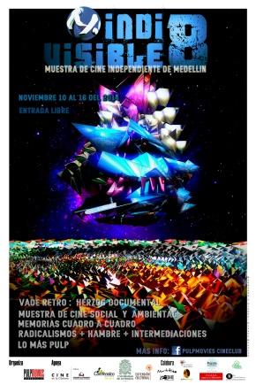 Hambre en IndiVisible 8 – Muestra de Cine Independiente deMedellín