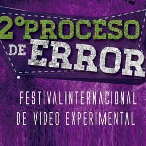 """Hambre en II """"Proceso de Error"""" – Festival Internacional de Video Experimental,Chile."""