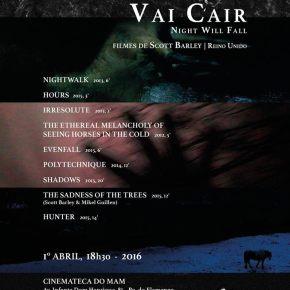 Hambre apresenta Filmes de Scott Barley – Cinemateca MAM Rio deJaneiro