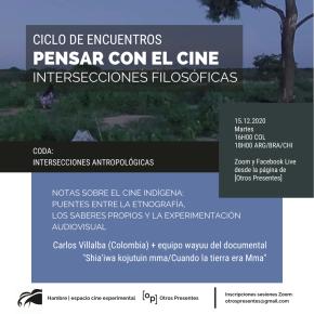 Pensar con el cine | Coda: Interseccionesantropológicas