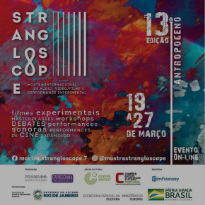 Hambre na Mostra Strangloscope(Brasil)